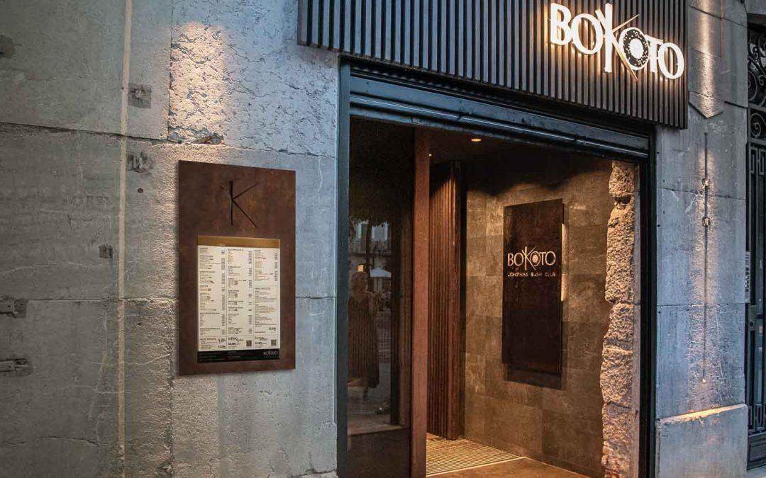 Bokoto Sushi Club abre sus puertas en Tarragona